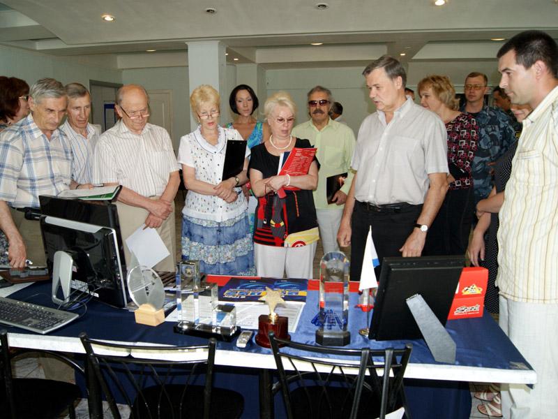 Как сообщили агентству «Урал-пресс-информ» в компании, 21 июня ЗАО «ПО «Трек» приняло участие в к