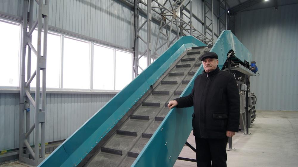 В Карабаше (Челябинская область) завершили строительство мусоросортировочного комплекса (МСК). Ко