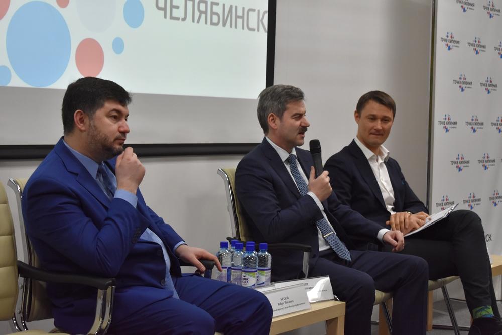 По словам замдиректора направления «Молодые профессионалы» АСИ Андрея Силинга, «Точка кипения» –