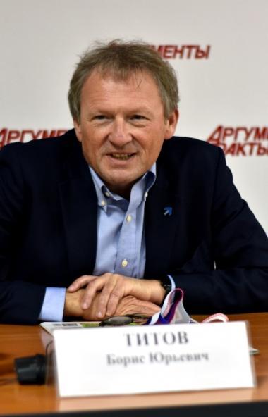 Председатель «Партии РОСТА» Борис Титов вчера, 19 августа, на пресс-конференции в «АиФ» заявил, ч