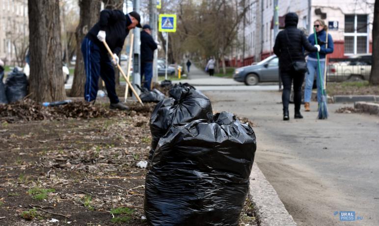 Общегородской субботник в Челябинске пройдет 24-го апреля. Об этом сообщил замглавы южноуральской