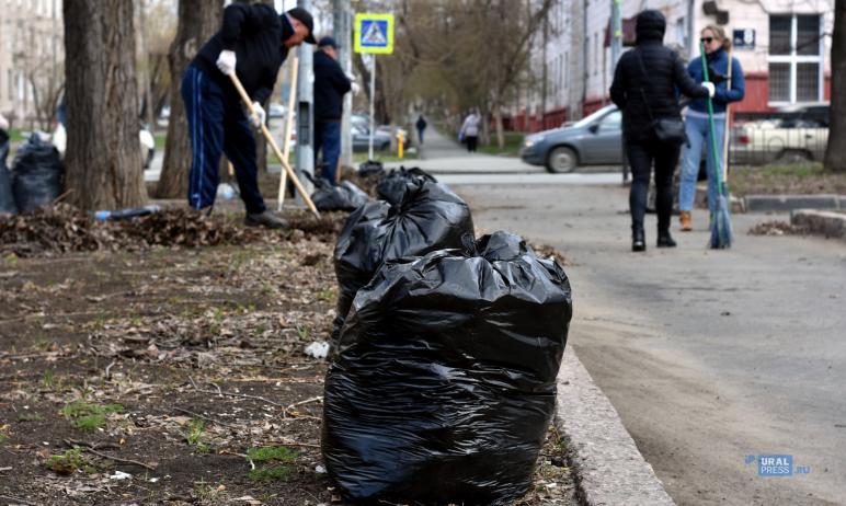 В Челябинском кластере подрядчики регионального оператора – Центра коммунального сервиса – вывезл