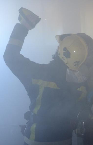 В Челябинске сегодня ночью, четвертого февраля, случился пожар в общежитии в Ленинском районе. Бы