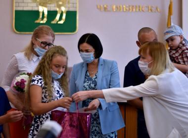 День семьи с Натальей Котовой