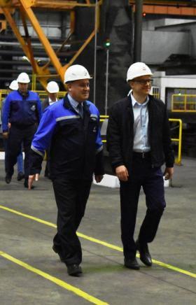 Генеральный директор ПАО «Мечел» Олег Коржов стал участником координационного со