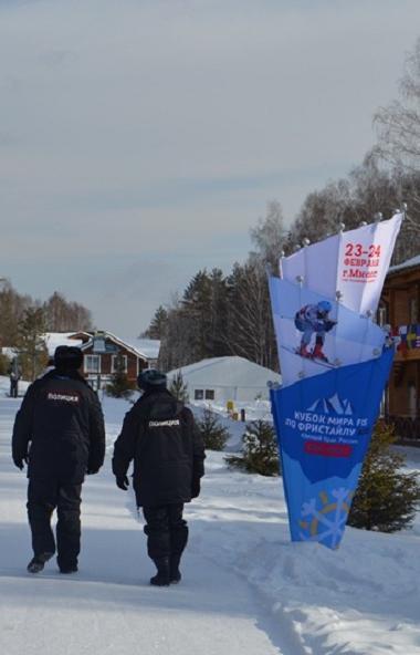 Завтра, 22 февраля на горнолыжном курорте «Солнечная долина» под Миассом (Челябинская область) ст
