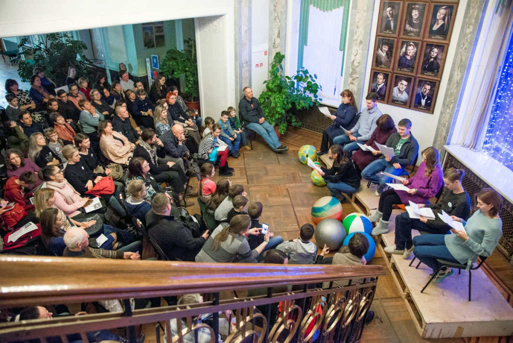 В Челябинске покажут необычный спектакль «Динозавр Рекс», поставленный по пьесе, который специаль