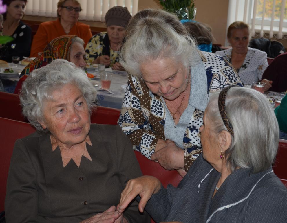 Такие осенние встречи в ОАО «Челябинскгоргаз» проходят ежегодно. Дорогие гости побывали в службах