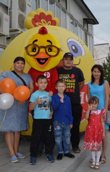 Более 130 детей работников агрохолдинга «Равис» (Челябинская область) 1 сентября пойдут в первый