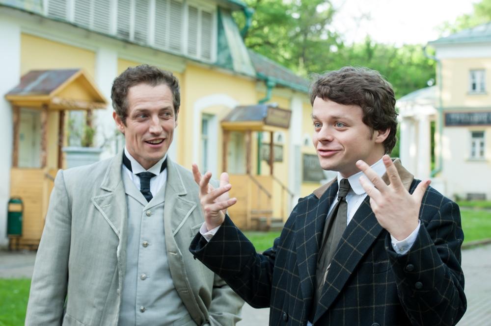 В Челябинске в кинотеатре «Знамя» прошла презентация сериала «Анна-Детективъ», который стартовал