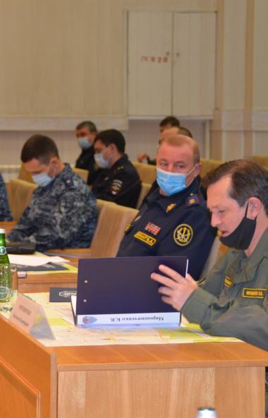 В Челябинской области сегодня, 12 ноября, проходит антитеррористическое учение «Экран-2020», руко