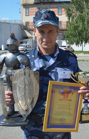 В ГУФСИН России по Челябинской области прошел второй этап смотра-конкурса на звание лучшего начал