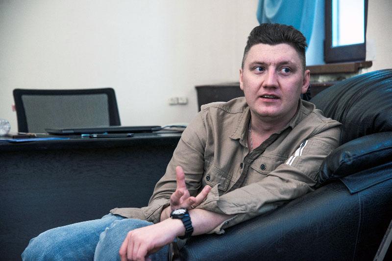 В Челябинском Молодежном театре новый главреж. Им стал выпускник ГИТИСа, который занимался в маст