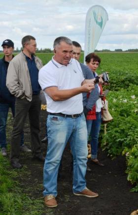 Новые российские и зарубежные сорта картофеля представили на «Дне картофельного поля» в Аргаяшско