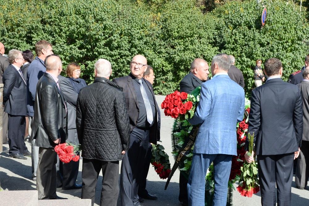 Владимир Ильич скончался 30 августа 2014 года на 65-м году жизни. Проститься с Владимиром