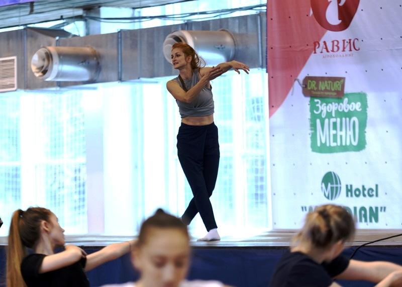 Осень в Челябинске традиционно богата спортивными событиями: день открытых дверей в фитне