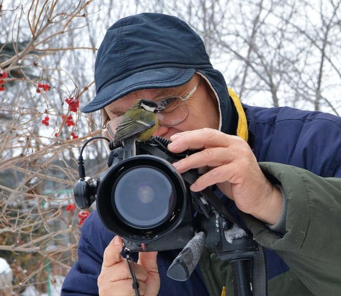 В архивах у Виталия Воронина – известного южноуральского фотографа, члена Союза фотохудожников Ро