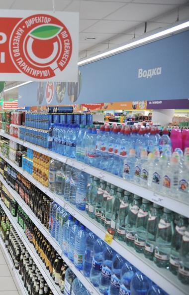 Заместитель губернатора Челябинской области Сергей Сушков рассказал о ситуации с продуктами в рег
