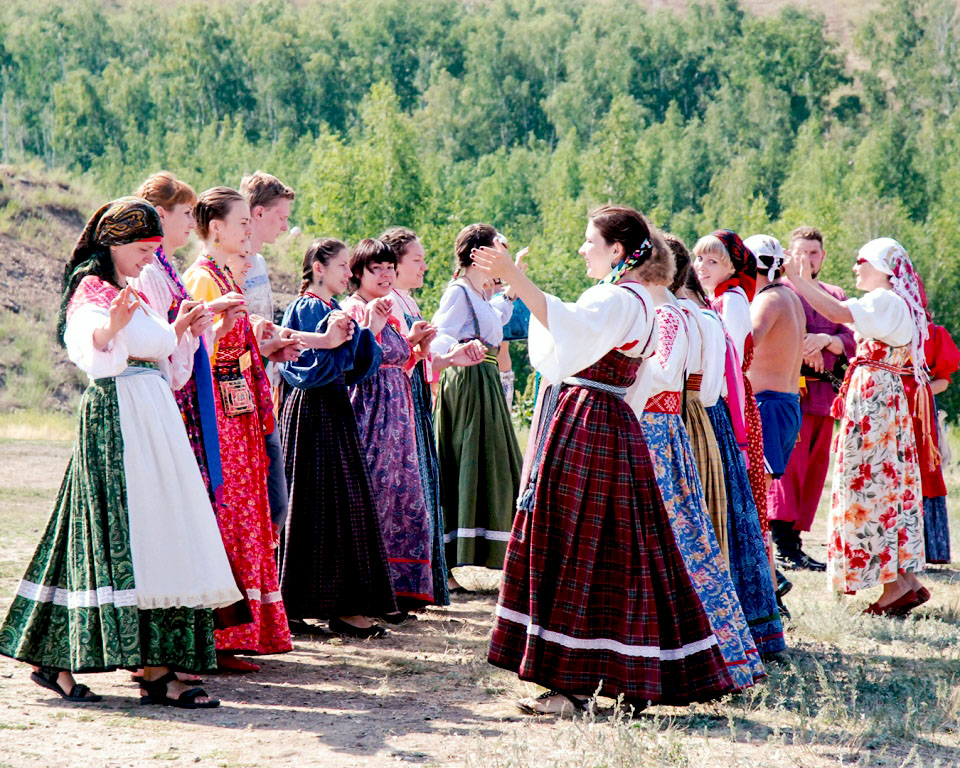 Заповедник «Аркаим» (Челябинская область) примет XIII фольклорно-этнографический фестиваль еврази