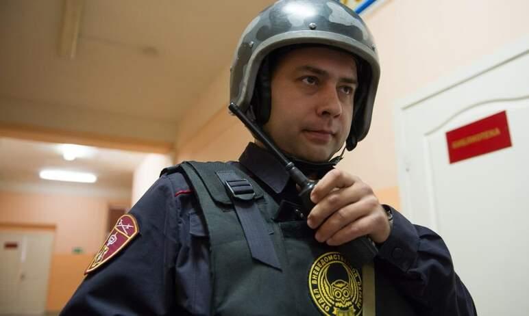 Сотрудники вневедомственной охраны Росгвардии задержали подозреваемого в причинении тяжкого вреда