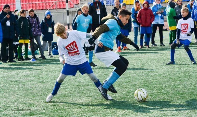 Фестиваль детского дворового футбола «МЕТРОШКА» попал в финал смотра-конкурса «