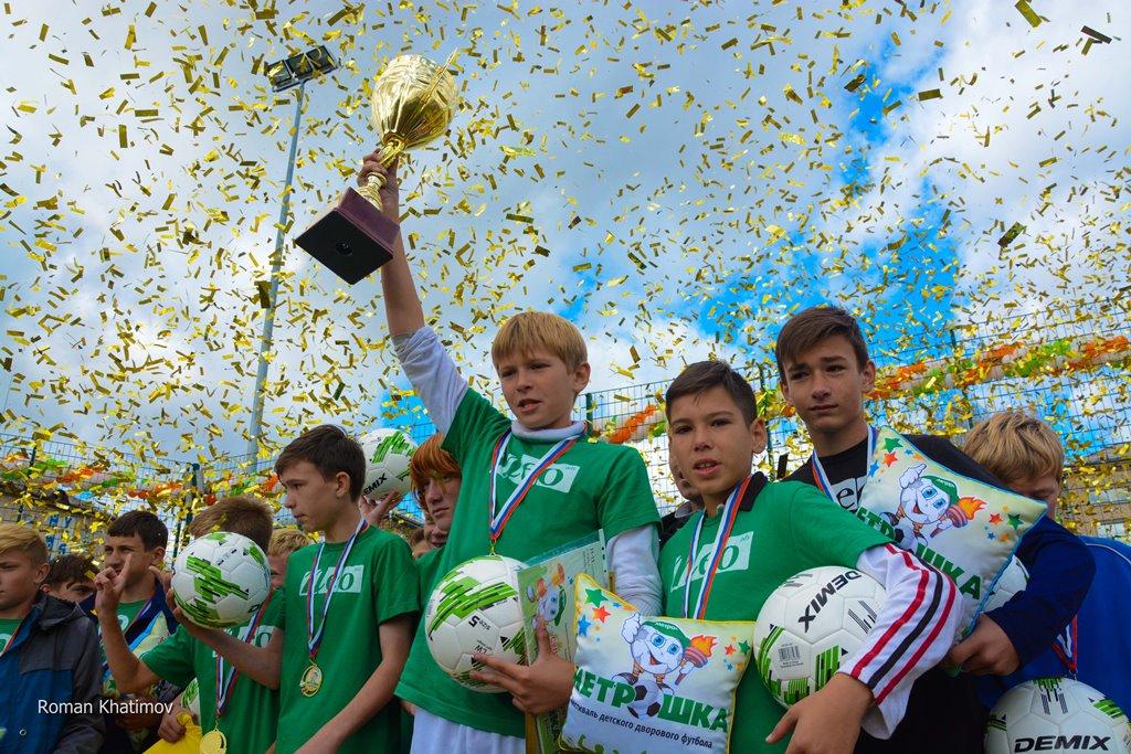Участие в фестивале «МЕТРОШКА» принимают детские команды из городов Челябинской области и Башкири