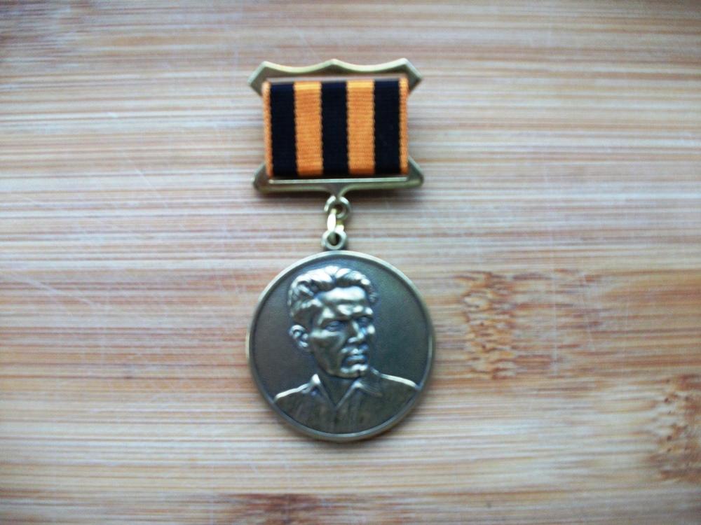 Челябинскому литератору Григорию Егоркину в Санкт-Петербурге вручена медаль Фонд