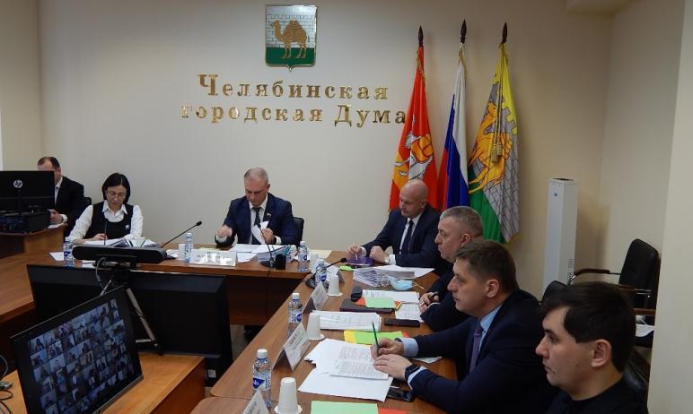 У председателя челябинской городской думы Андрея Шмидта новый зам. Им стал Иван Горнов, до настоя