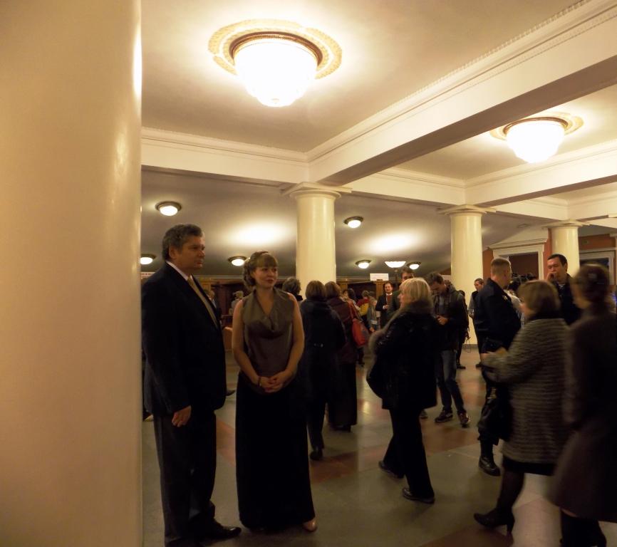 Челябинский государственный академический театр оперы и балета имени М.И. Глинки отметил свой 60-