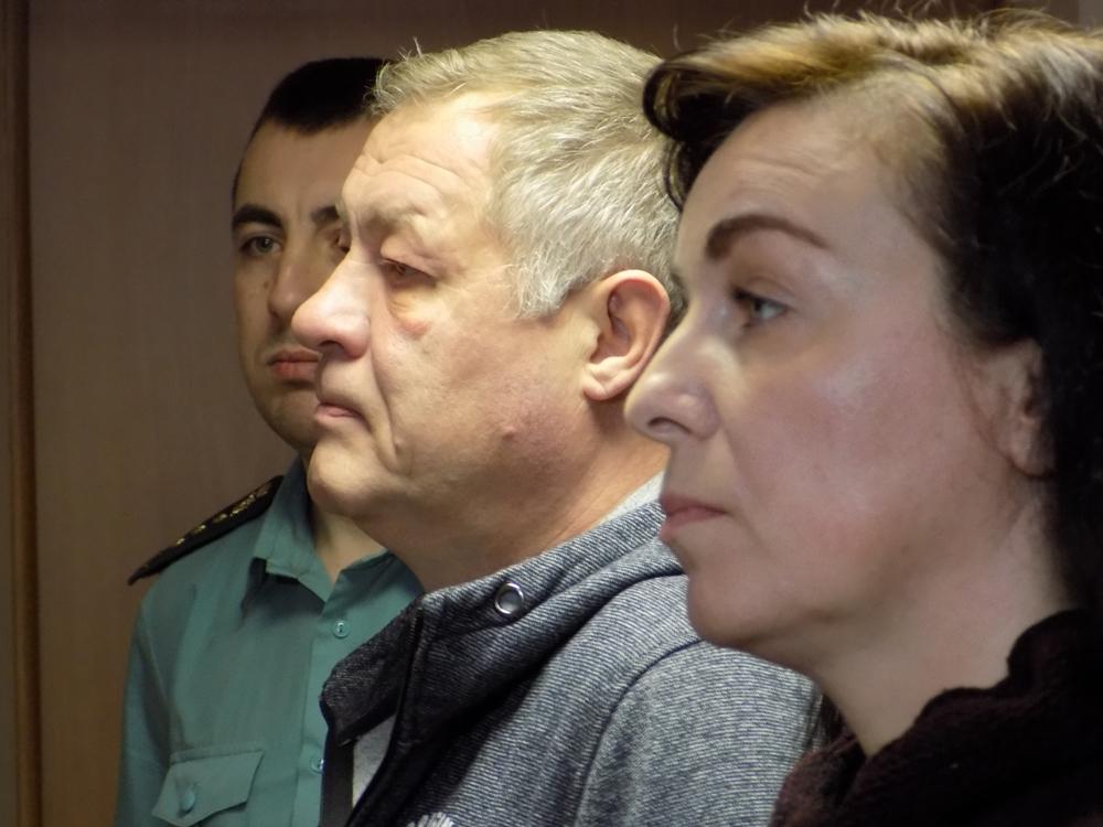 Приговором Калининского районного суда Челябинска в декабре прошлого года Филимонов был приговоре