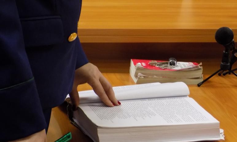 Сегодня, 23 марта, суд Центрального района Челябинска избрал меру пресечения в отношении директор