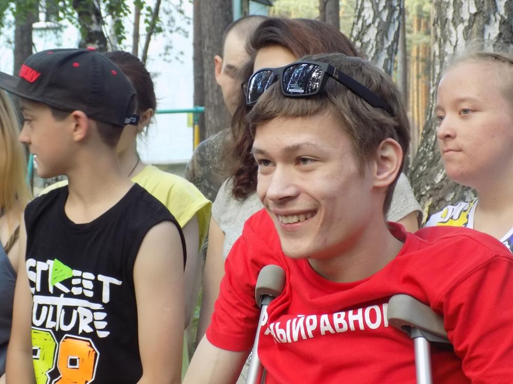 Вчера, 24 июня, в Челябинске клуб для молодежи с ограниченными возможностями «Наше место» открыл