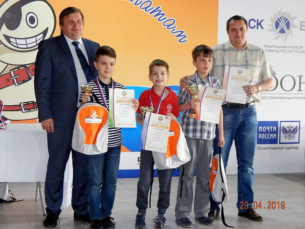 Генеральный директор ООО «Равис» (Челябинская область) Андрей Косилов получил благодарность Росси
