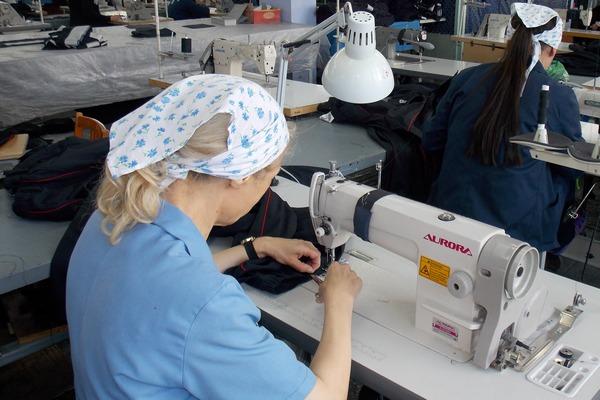 Специализированные швейные подразделения учреждений ГУФСИН России по Челябинской области уже прис