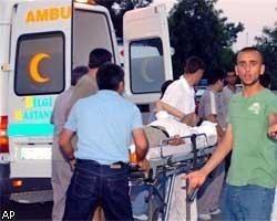 Авария произошла вчера, примерно в шесть часов утра по турецкому времени. Микроавтобус, в котором