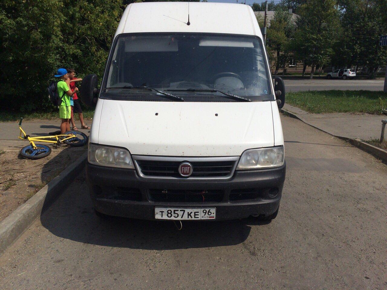 ДТП произошло 4 августа в 12 часов 20 минут в Тракторозаводском районе на улице Горького возле до