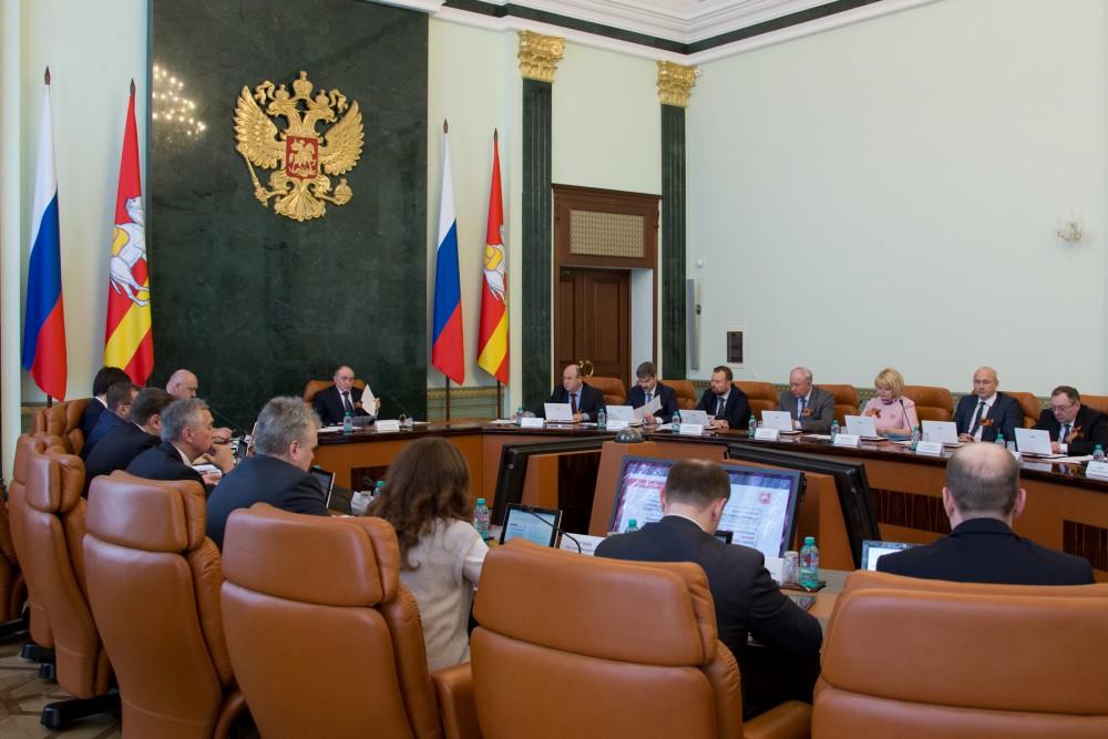 Соответствующее постановление принято сегодня на заседании правительства под председательством гу