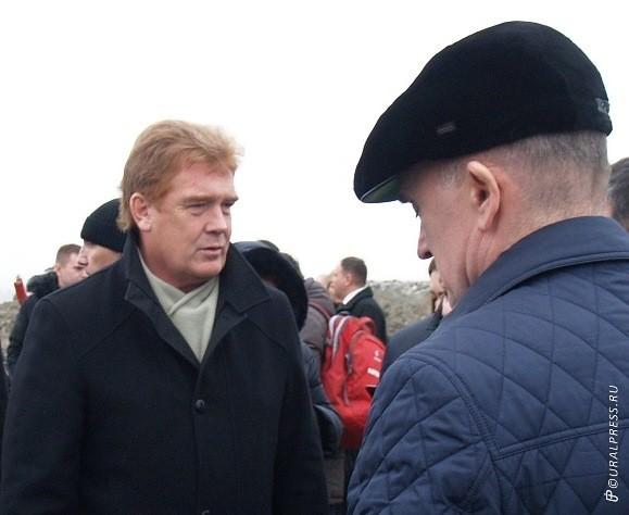 Губернатор Челябинской области Борис Дубровский определилпервые задачи для будущего временно исп
