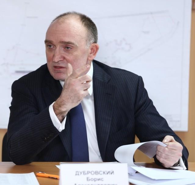 Об этом глава района Анатолий Литовченко рассказал губернатору Борису Дубровскому в ходе его визи