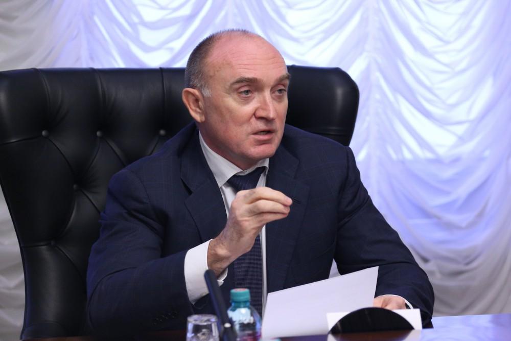 Динамику развития региональной промышленности за восемь месяцев 2017 года обсудил губернатор Челя