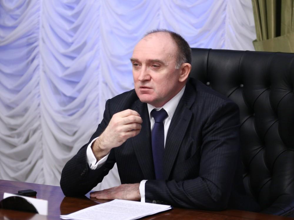 Губернатор Челябинской области Борис Дубровский откорректировал штатную численно