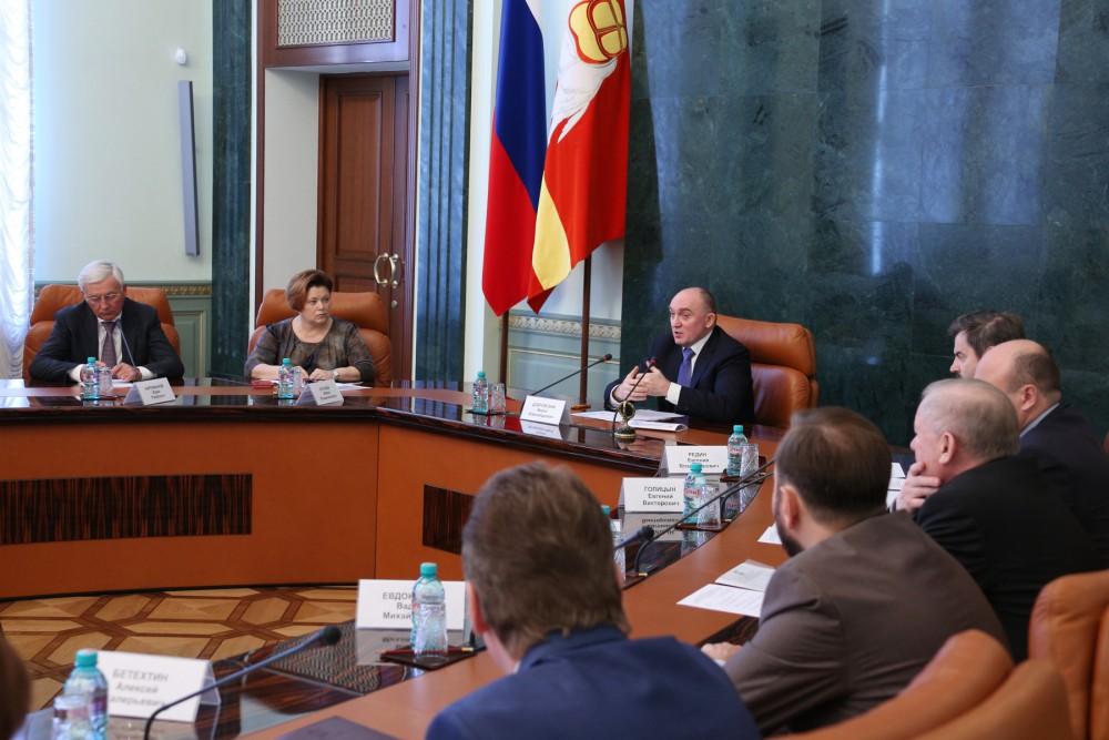 Соответствующие поручения глава региона дал 29 апреля на очередном заседании антикризисного штаба