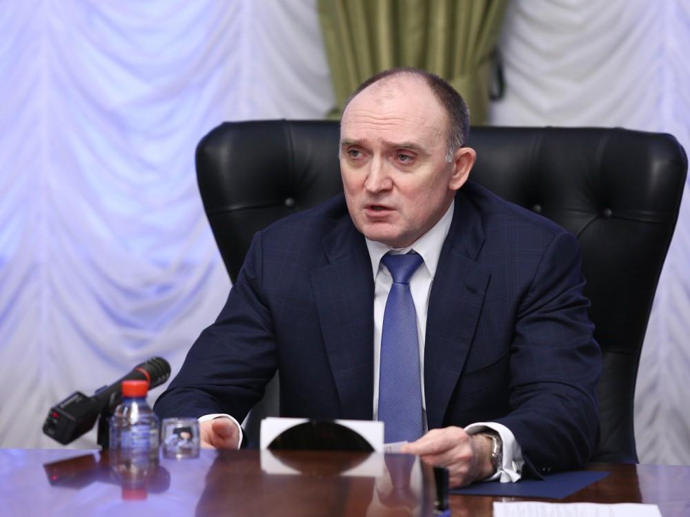 Глава региона напомнил, что президент Владимир Путин на встрече в Москве с активом Клуба лидеров