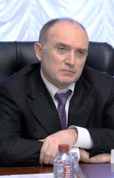 В отношении бывшего губернатора Челябинской области Бориса Дубровского возбуждено уголовное дело
