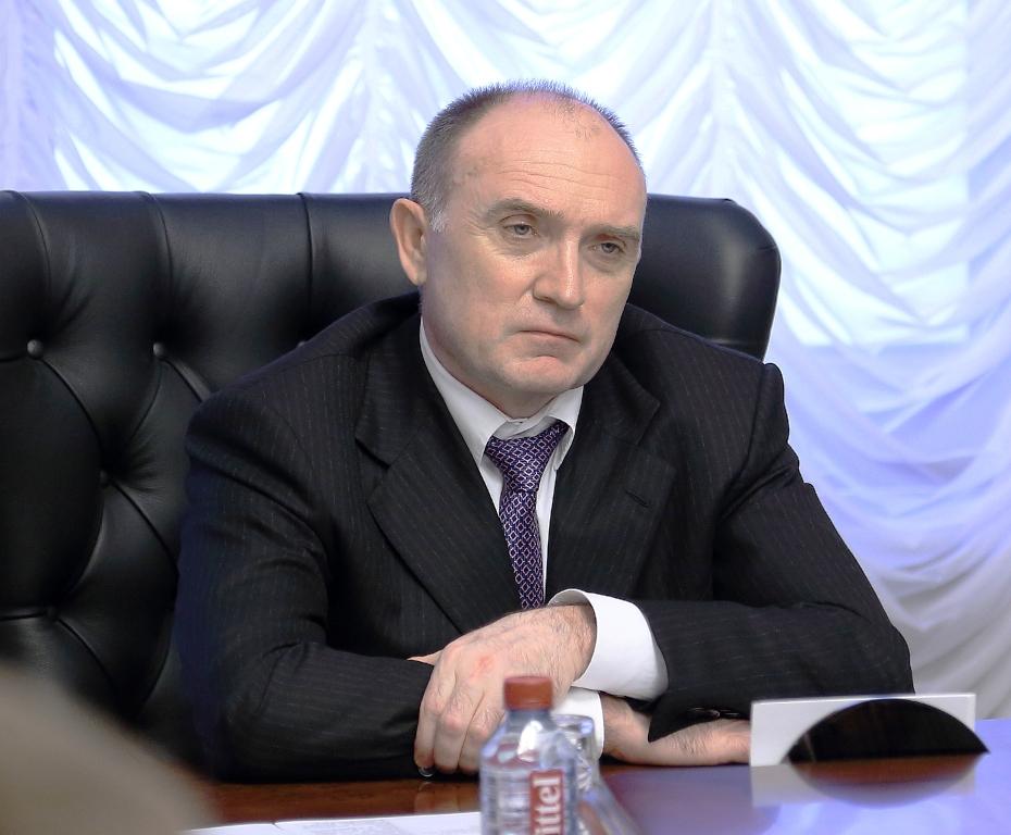 Губернатор Челябинской области Борис Дубровский подал в отставку. Заявление о досрочной отставке