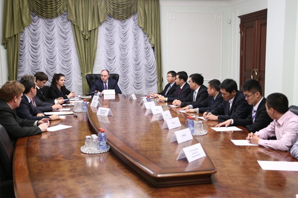 Об этом глава региона заявил во время встречи с руководством корпорации, договорившейся о сотрудн