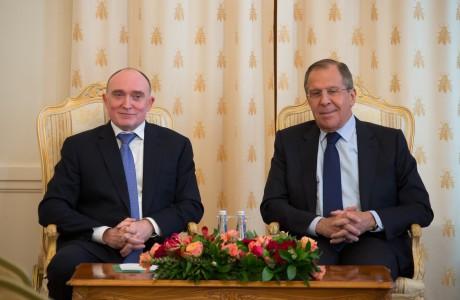 С такой инициативой Борис Дубровский выступил на заседании Совета глав субъектов РФ при министерс