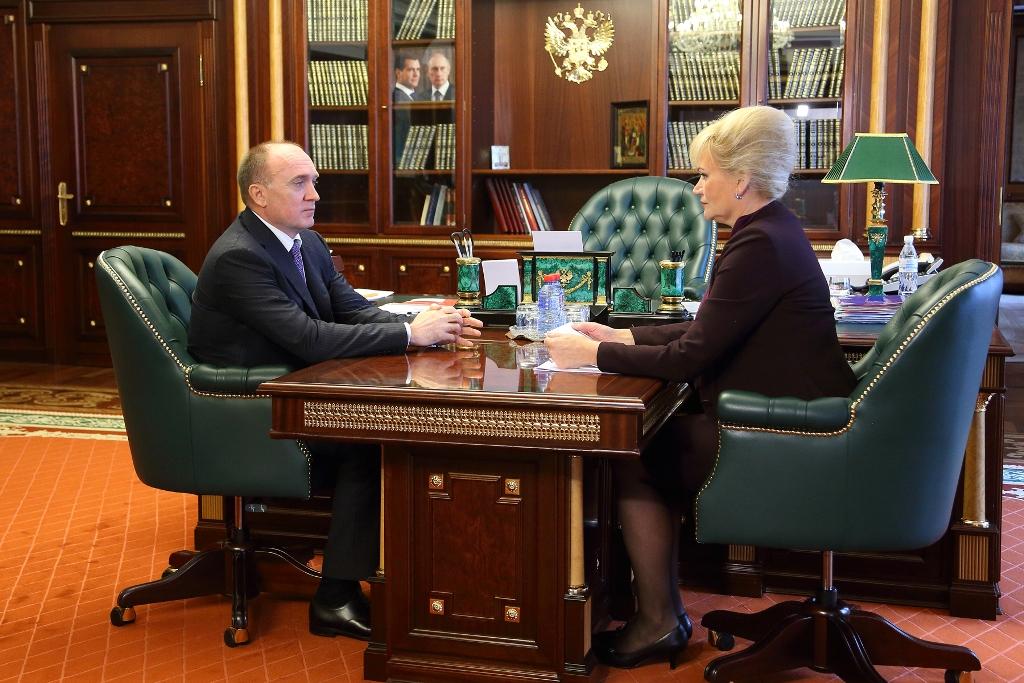 Об этом доложила председатель областной избирательной комиссии Ирина Старостина врио губернатора
