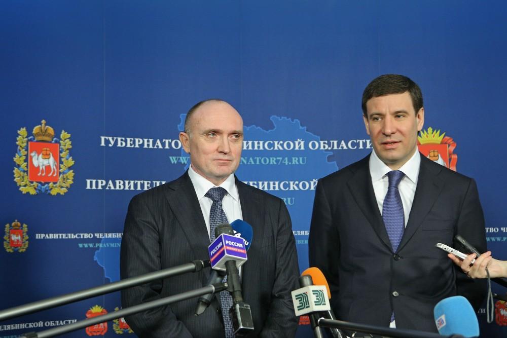 Ушедший добровольно в отставку губернатор Челябинской области Борис Дубровский получит правовые и