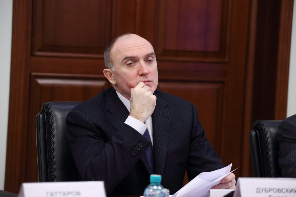 Власти Челябинской области сами инициировали проверку, результаты которой привели к задержанию вы
